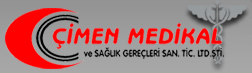 Çimen Medikal ve Sağlık Gereçleri San. Tic. Ltd. Şti.