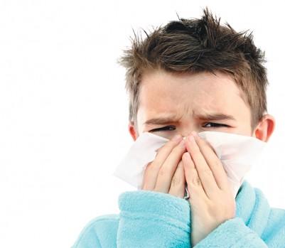 Çocukları Soğuk Algınlığından Koruma
