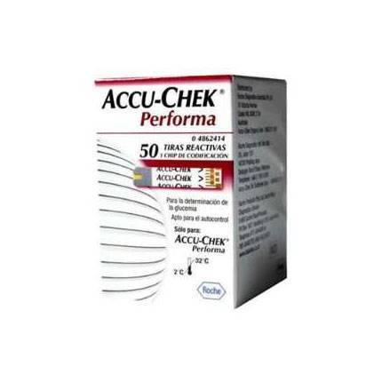 Accu-Chek Performa Nano 50 Adet Test Stribi