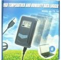 Infotek DS-100 Sıcaklık,Bağıl Nem Toplayıcı - Buzdolabı İçin