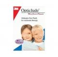 3M Opticlude 1537 Göz Pedi Pediatrik 5cm x 6 cm 20 Adet