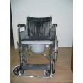 LAB-VET LEO271 Klozetli Tekerlekli Sandalye