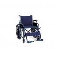 Plusmed PM-922B Tekerlekli Sandalye Çelik Gövde