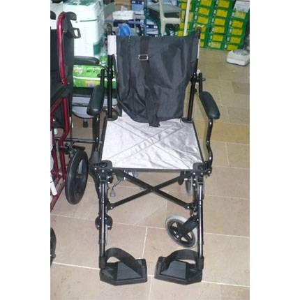 Kifidis 5400DC Çantalı Katlanır Transfer Sandalyesi