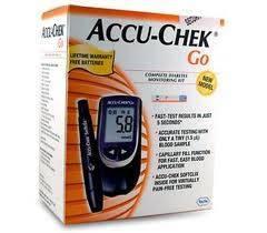 Roche Accu-Chek GO Şeker Ölçüm Cihazı