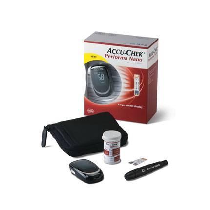 Roche Accu-Chek  Performa Nano Şeker Ölçüm Cihazı