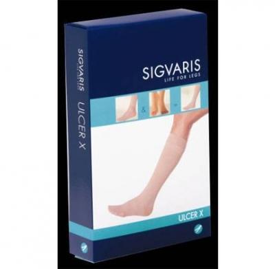 Sigvaris Ülser-X Kit Diz Altı Varis Çorabı